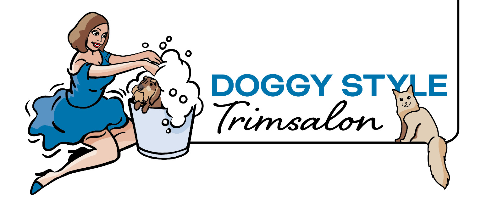logo trimsalon